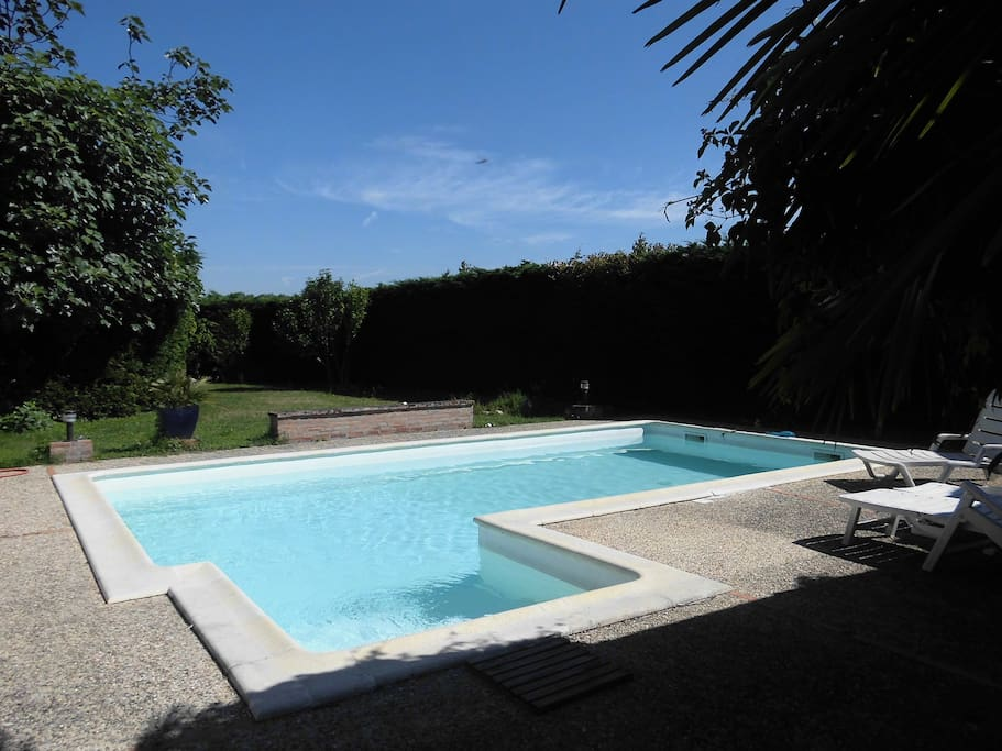 Location chambre maisons louer fenouillet midi for Piscine fenouillet