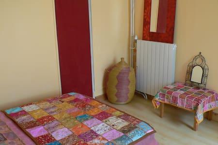 La chambre indienne - Vendémian