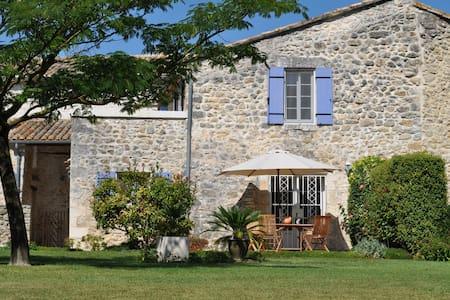 maison d'hôtes du mas Chazel - Lussan