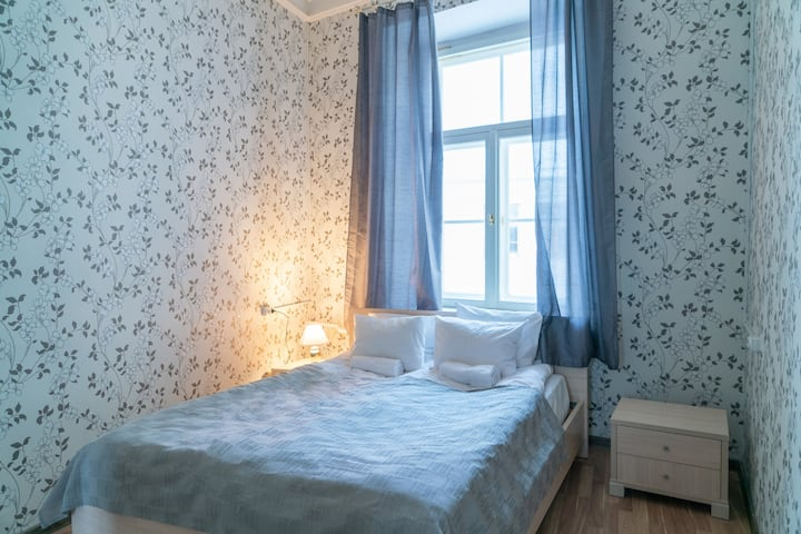 Nice and cozy double room in the heart of Old Town
