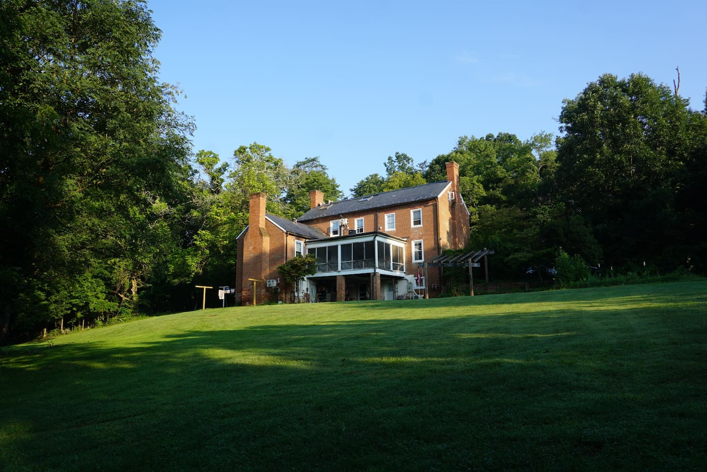 Speedwell house from the south