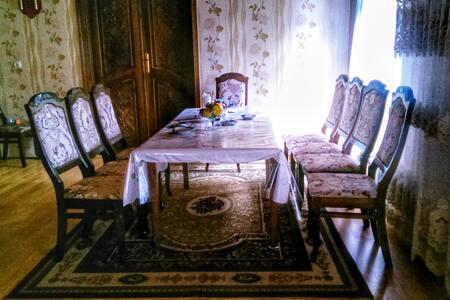 Gabala guest house - Qəbələ - House