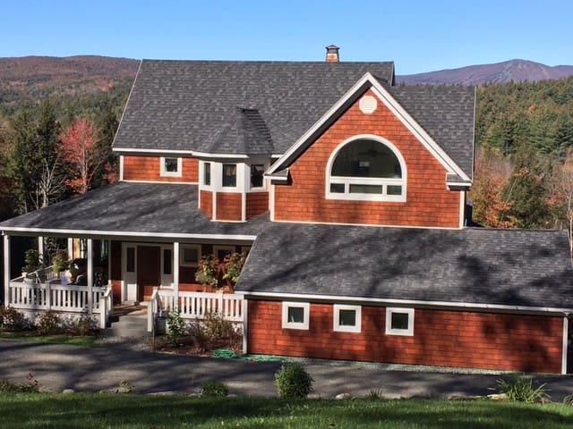 Stratton Mountain - Modern Tree House