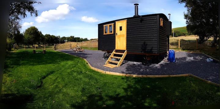 Bedwyn Shepherds Hut