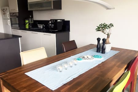 Cozy Single room near Basel airport - Townhouse