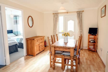 Penross Holiday Bungalow in S.E. Cornwall