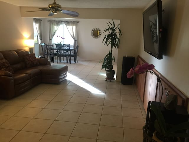 Beautiful Lower level of our home - Mililani