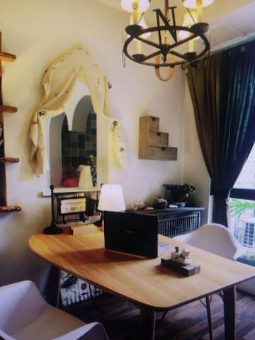 宽敞,舒适,温暖三居室套房 - 鞍山市 - Apartamento