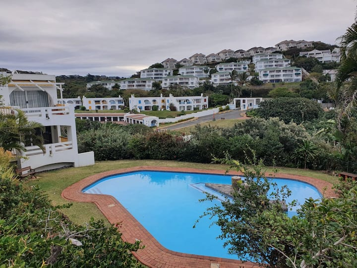 Santorini Beach flat