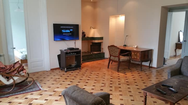 Irakli's vere apartment