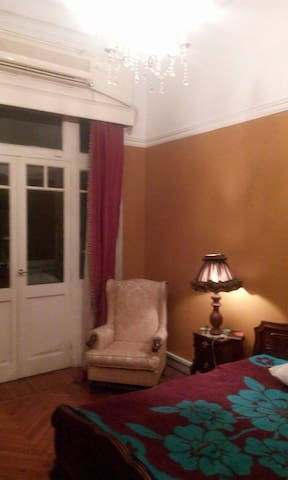 Large and very cosy flat - Le Caire - Appartement