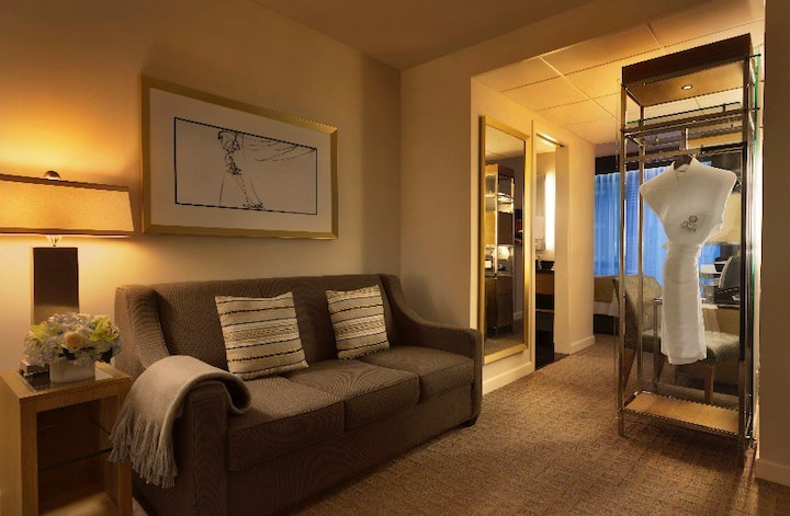 Executive Queen suite in NYC