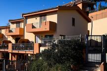 Stanza privata a Casteldaccia