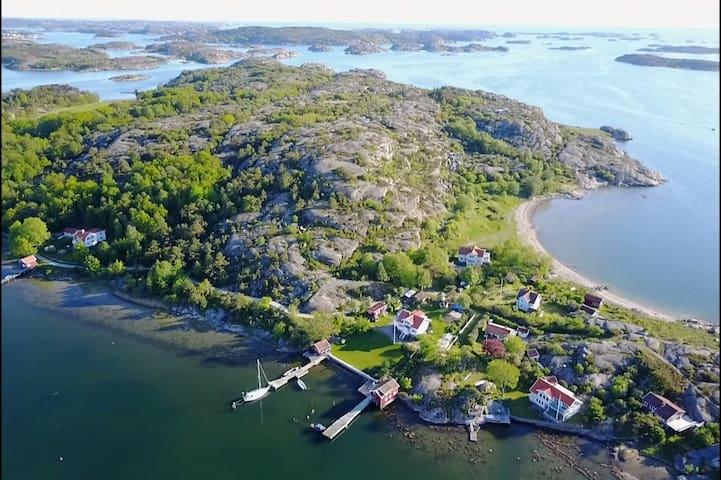 Fjllbacka hamn, Bohusln, Sweden - Apartments for - Airbnb