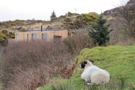 Cala Fearnadh Off-Grid cabin, Bunessan, Mull
