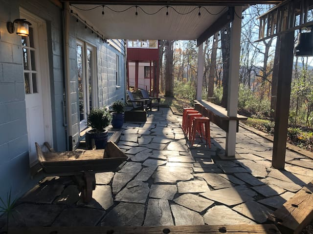 Terrace Level Apartment Walking Distance to UVA