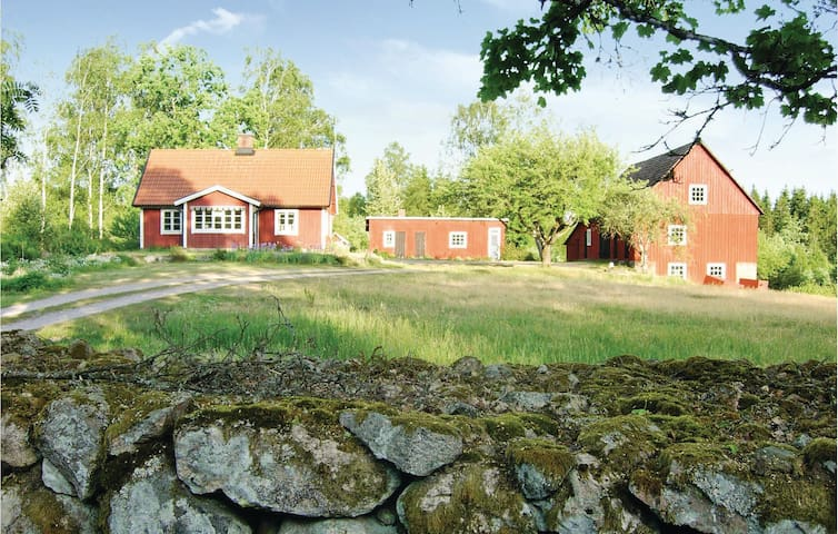 Holiday cottage with 3 bedrooms on 150m² in Hallaryd