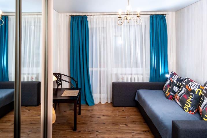 Квартира на Тобольской