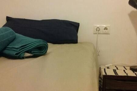 Comfy private room in Raval, heart of Bcn - Barcelone - Appartement