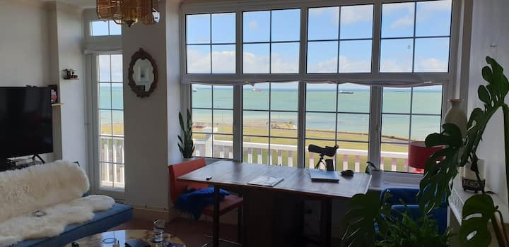 Sea View Penthouse, Palm Bay Margate, Private Room