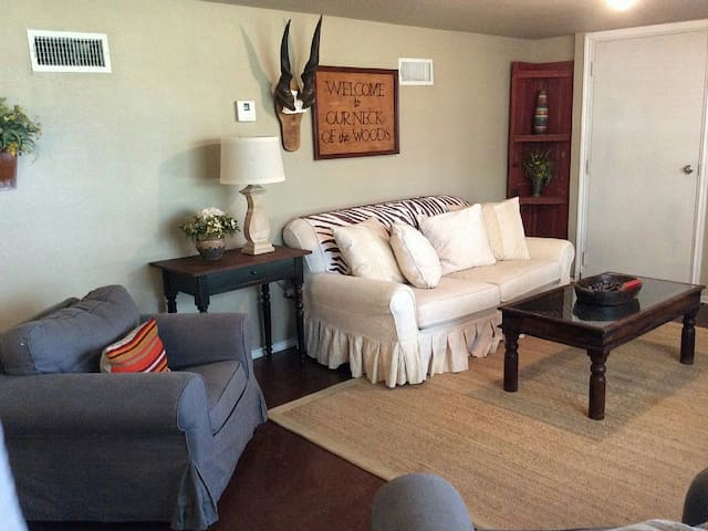 Peaceful Charming Cottage - Pineville