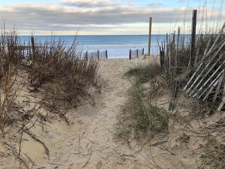 Queen Anne's Revenge at the Beach