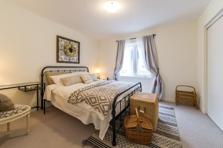LUXURY SUITE in CAMBRIDGE – BRAND-NEW, bedroom 3