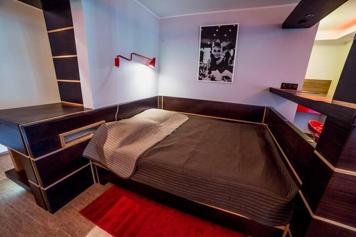 Комфортабельные люкс-апартаменты