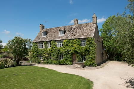 Luxury country house, Cotswolds - Didmarton - Hus