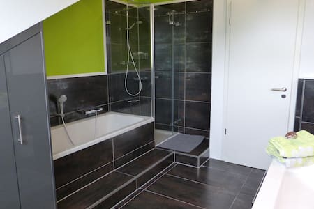 Glas Top - Modern Living Apt. - Munich - Appartement