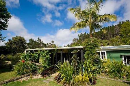 WAITETOKI - Private Bush Retreat - Hihi - บ้าน
