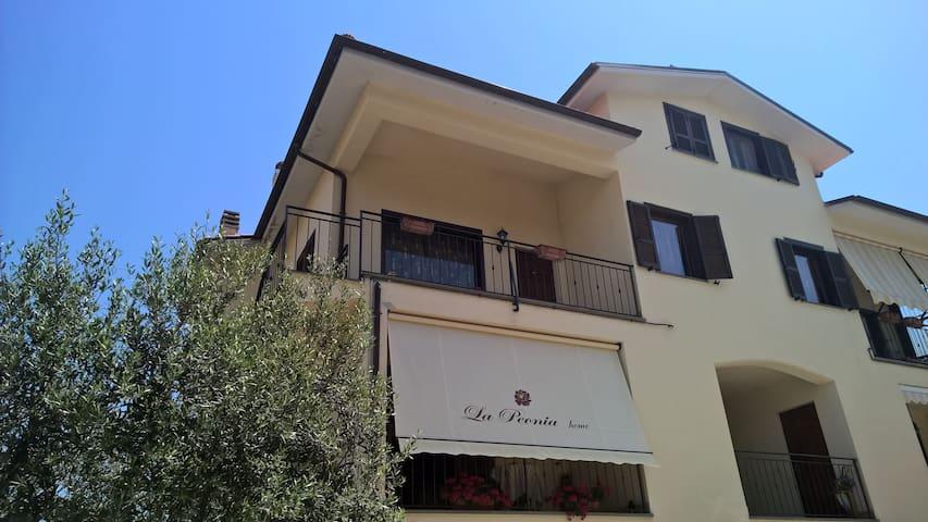 Appartamento La Peonia - Pallone - Rumah