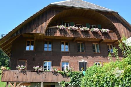 Ferienhaus/Groups Neuhaus Emmenmatt - Emmenmatt - Appartement