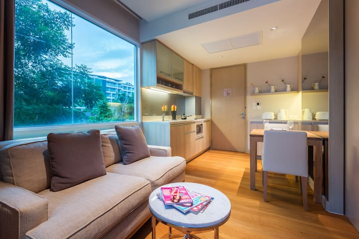 Brand new condo Huahin beach,Wifi
