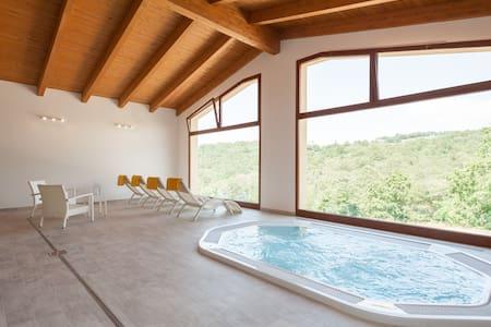 New Villa! private SPA, Pool, WI FI - Sansepolcro - 別墅