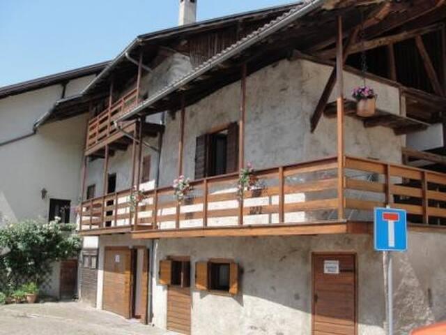 Deliziosa casetta sotto le dolomiti - Mezzano - Dům
