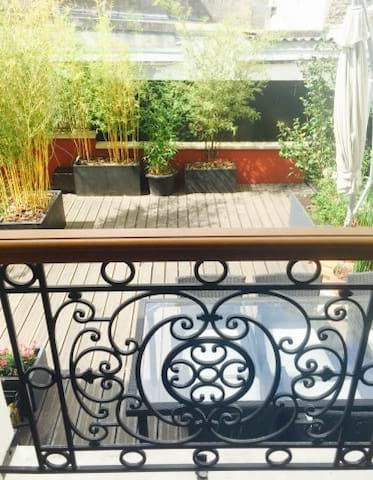 Maison avec jardin proche Paris - Charenton-le-Pont - Huis