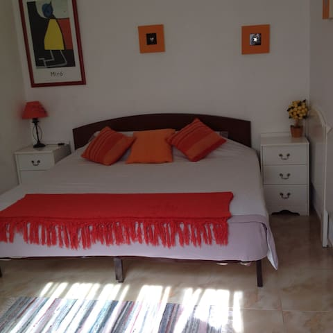 Bedroom with private bathroom  CostaAdejeTenerife
