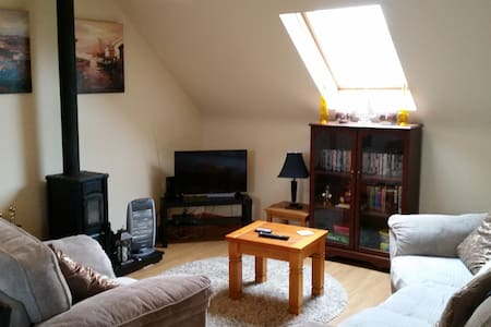 Stunning letterkenny town apartment, two bedrooms