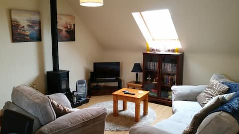 Cosy family apartment, two bedroom, Letterkenny
