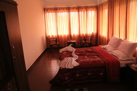 Mountain view accommodation @ Vythiri - Bed & Breakfast