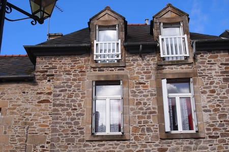 Apartment in the centre of Jugon Les Lacs Sleeps 4 - Jugon-les-Lacs - 아파트