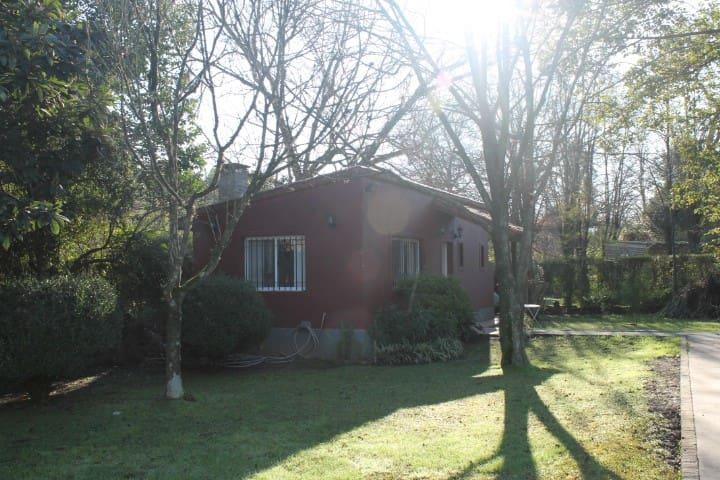 Calido loft en zona residencial - Manuel Alberti - Daire