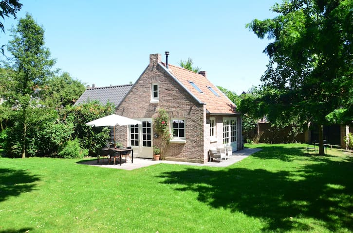 B&B het huijsje in historische kern van Woudrichem