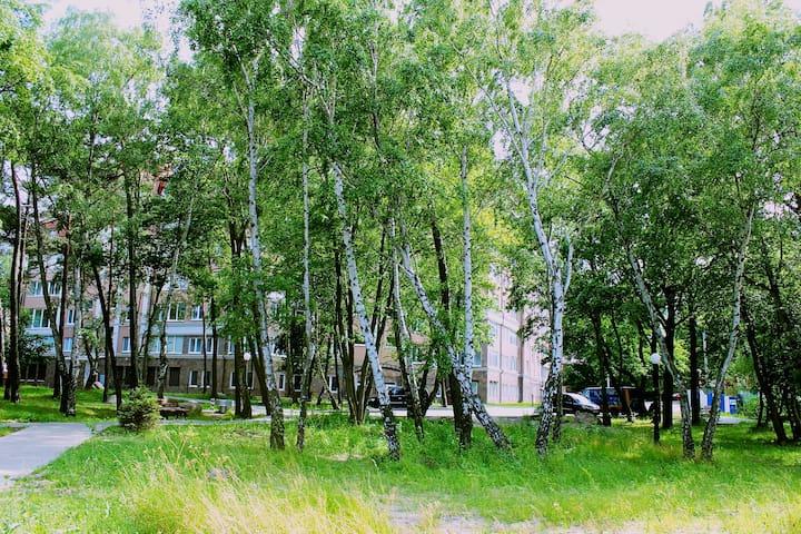 Апартаменты люкс с видом на море - Пионерский