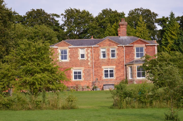 Hill Manor House, a home from home trad farm house