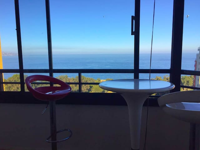 Condo in Reñaca with amazing views - Viña del Mar - อพาร์ทเมนท์