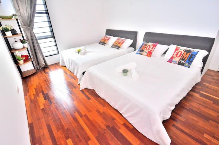 Kuching Strategic New  Luxury Cube Cozy Condo 5