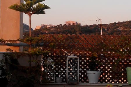 3-Floor Terrace Villa in the centre - Athina