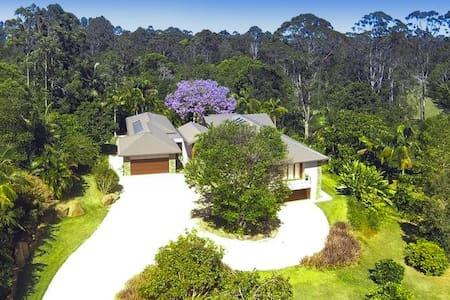 Luxury eco friendly home - Byron Bay